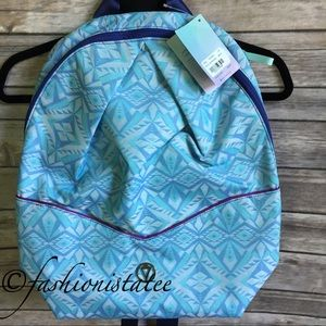 NWT Ivivva by lululemon PACK FOR CLASS BACKPACK